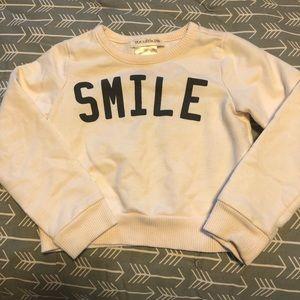3T Smile Crew Neck